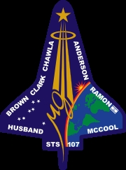 Columbia STS-107 Mission Patch