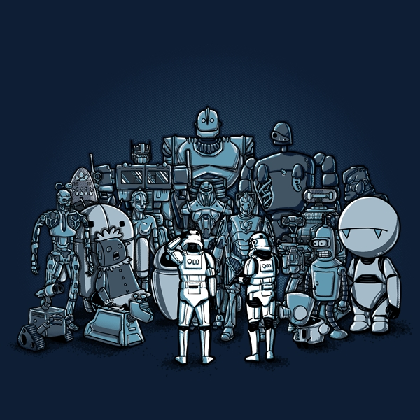 These aren't the droids your looking for...