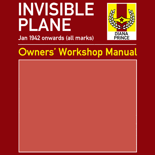 Invisible Plane Owner's Manual