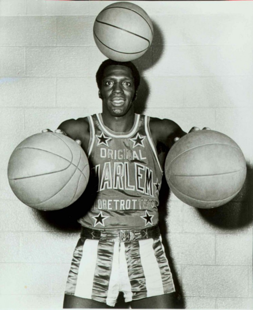 "George ""Meadowlark"" Lemon III (April 25, 1932 – December 27, 2015)"
