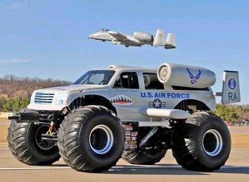 A10 Monster Truck