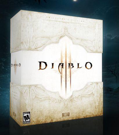 Diabo III Collector's Edition