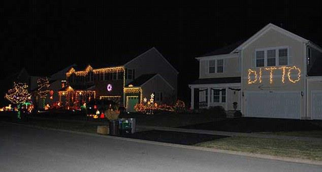 Christmas Lights Ditto