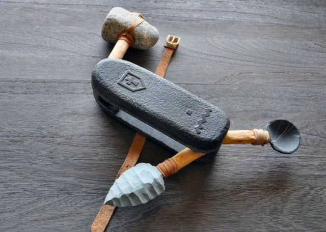 Prehistoric Swiss Army Knife