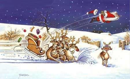 Reindeer Brakes