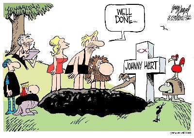 RIP Johnny Hart