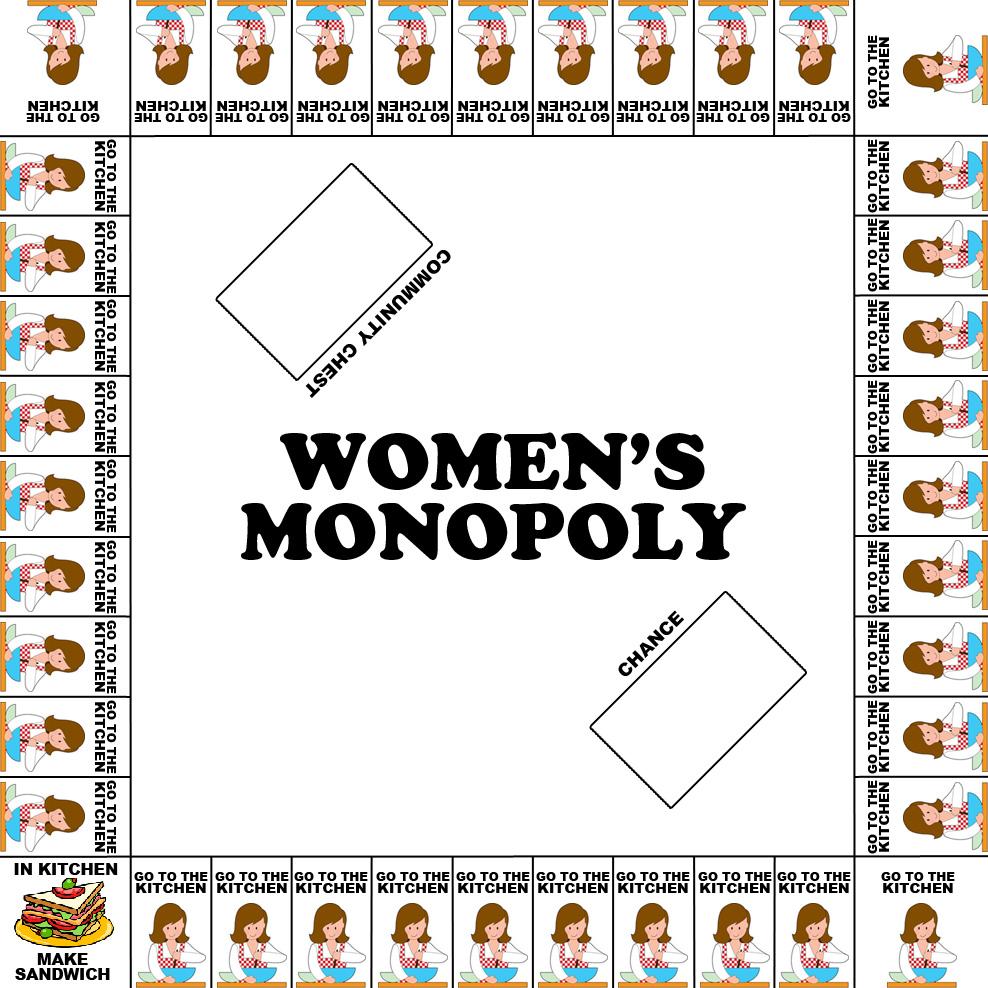 Women's Monopoly
