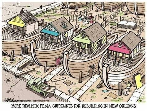 New FEMA Guidelines