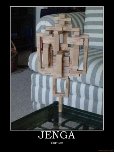 Jenga - Your Turn