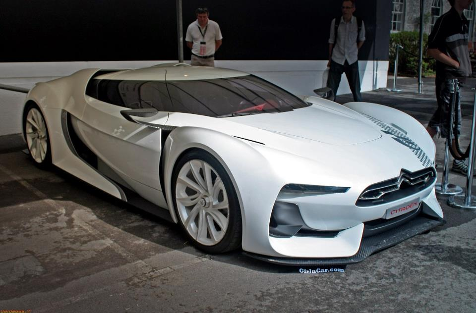 Citroen GT Front