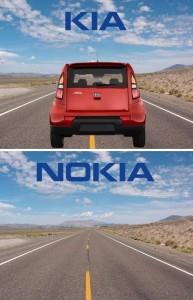 Kia Nokia