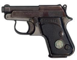 25 cal. Beretta Jetfire