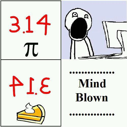 Pie, Mind Blown