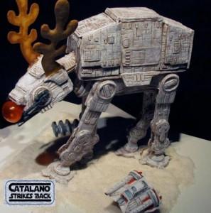 Rudolph AT-AT