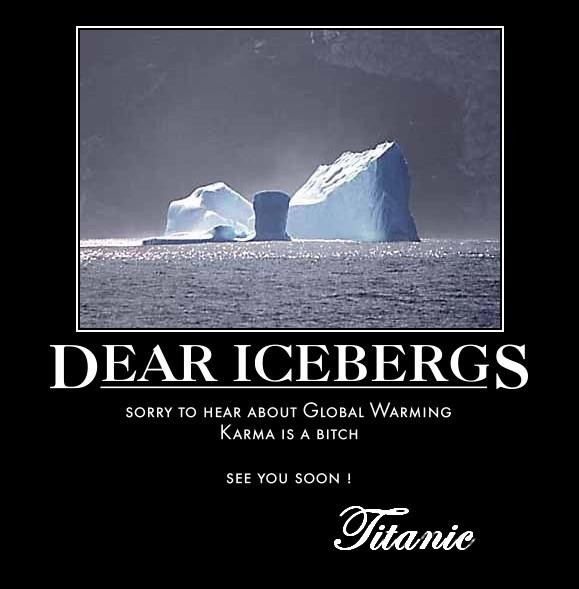 Dear Icebergs