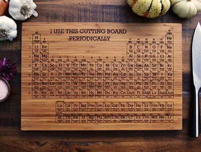 I user this cutting board periodically.