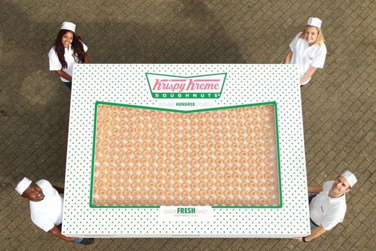 Krispy Kreme 2400