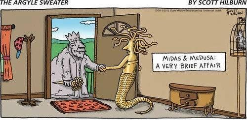 Midas and Medusa