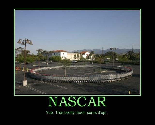 NASCAR simulator