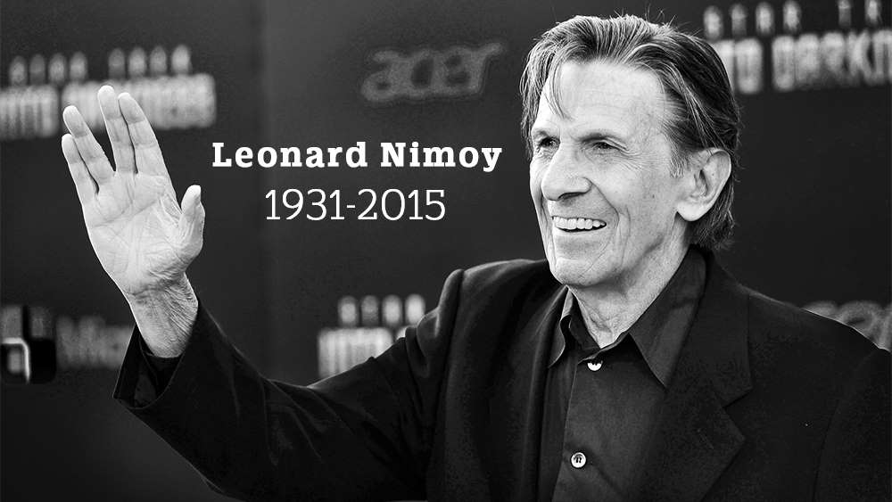 Leonard Simon Nimoy ( March 26, 1931 – February 27, 2015)