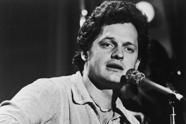 Harry Chapin (December 7, 1942 – July 16, 1981)