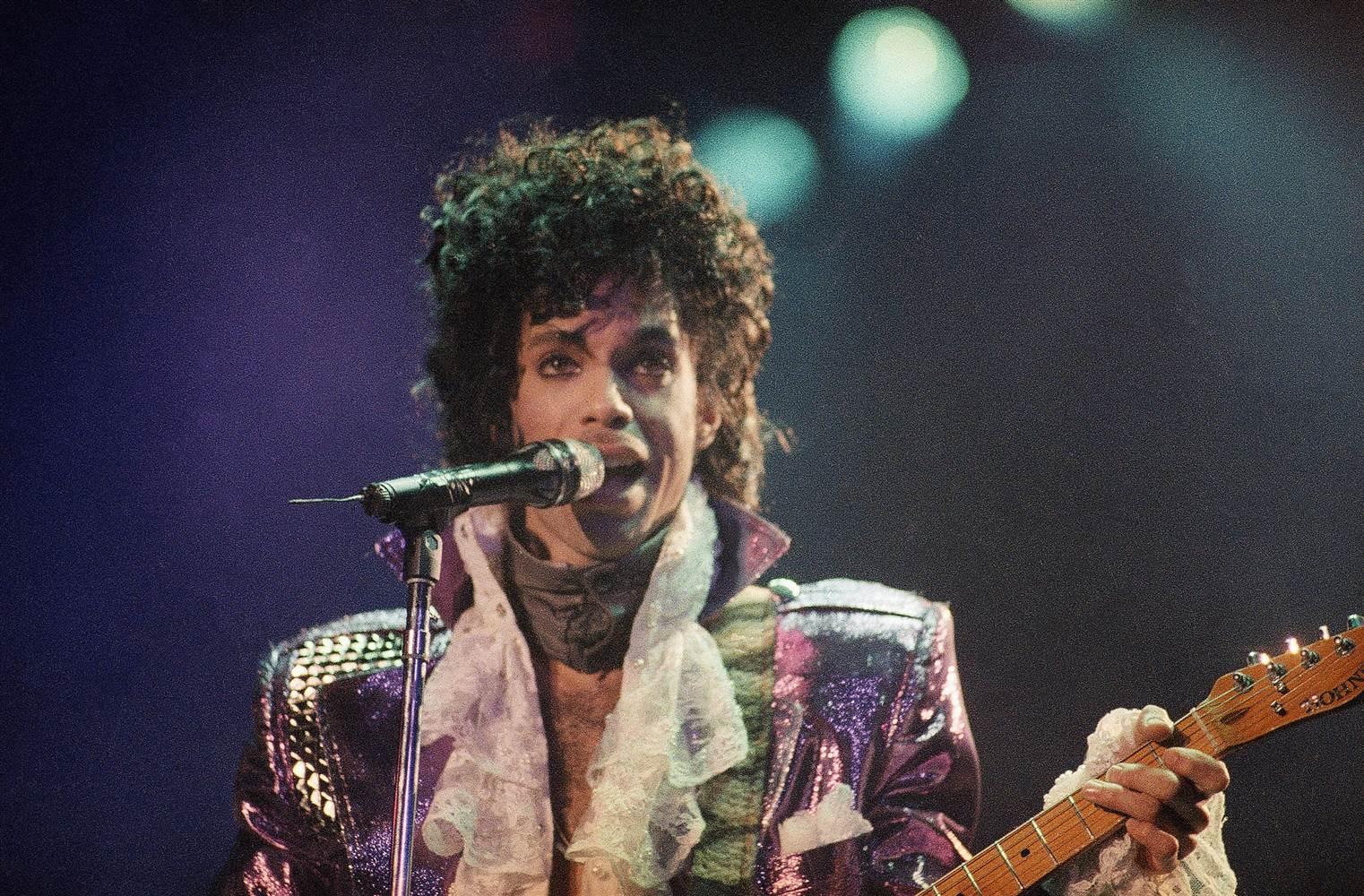 Prince (June 7, 1958 – April 21, 2016)
