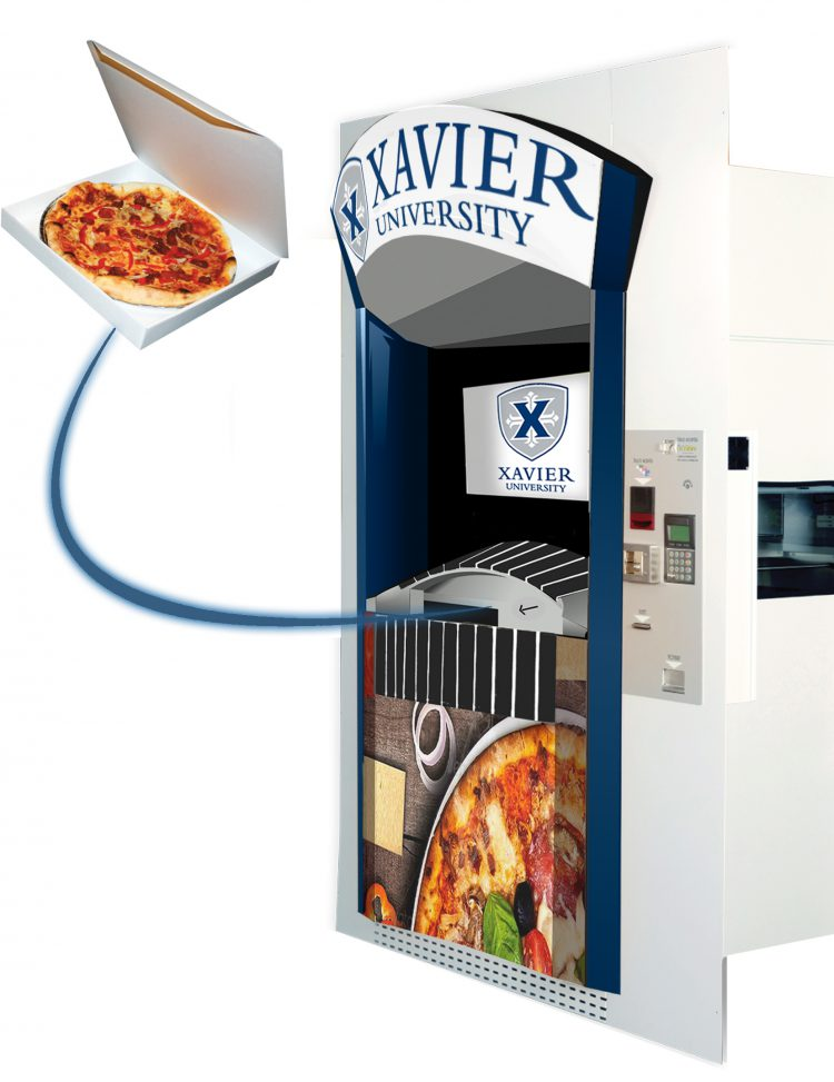 pizza-atm-at-xavier-university